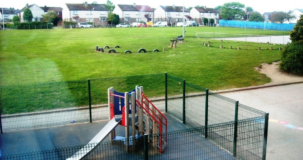 Westpark School,  Aberdeen, Scotland,  UK (2/4)