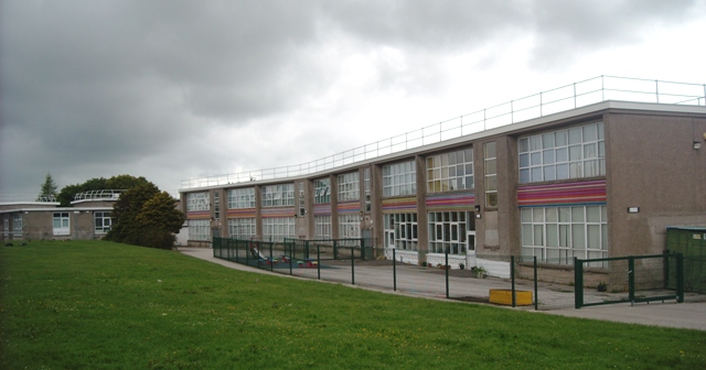 Westpark School,  Aberdeen, Scotland,  UK (3/4)