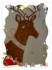 Rudolph by Héloïse