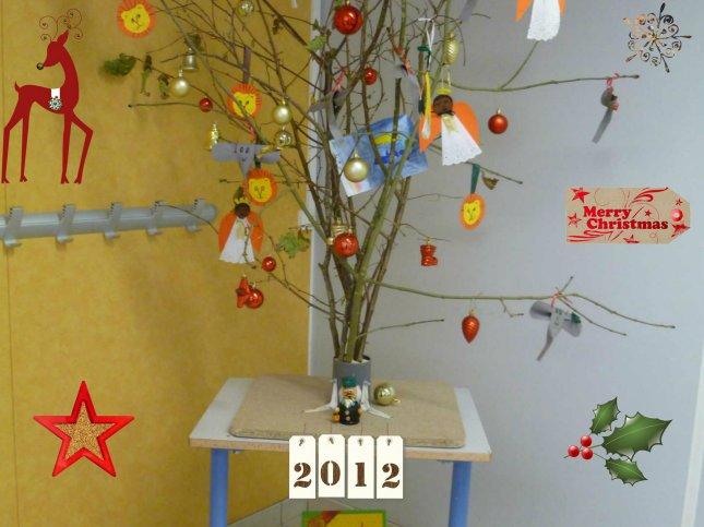 Xmas collage 2012