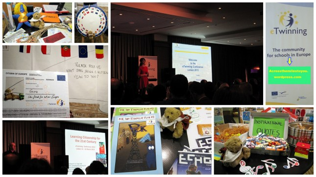Best regards from the eTwinning conference in Lisbon :) where our blog was represented by three members ;)